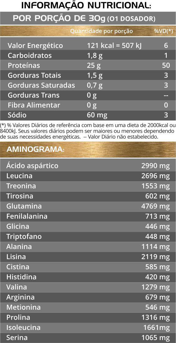 Isoled Supreme Euronuty 900g - Sabor Chocolate Branco