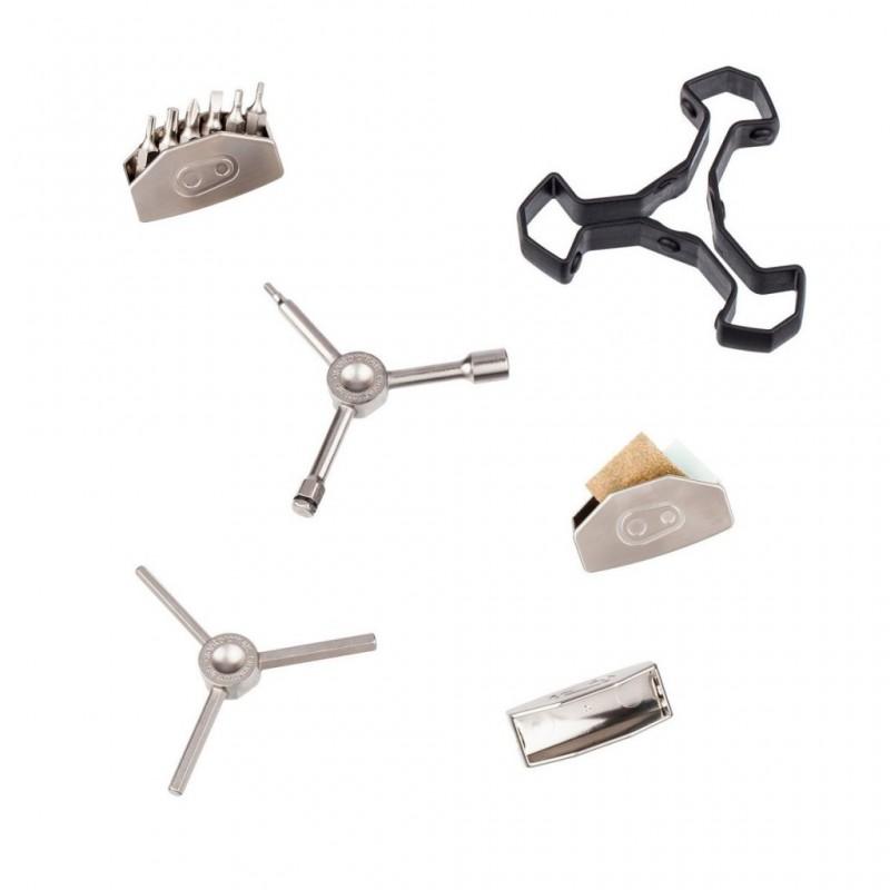 Jogo De Ferramenta  Kit Crank Brothers Y12 Canivete