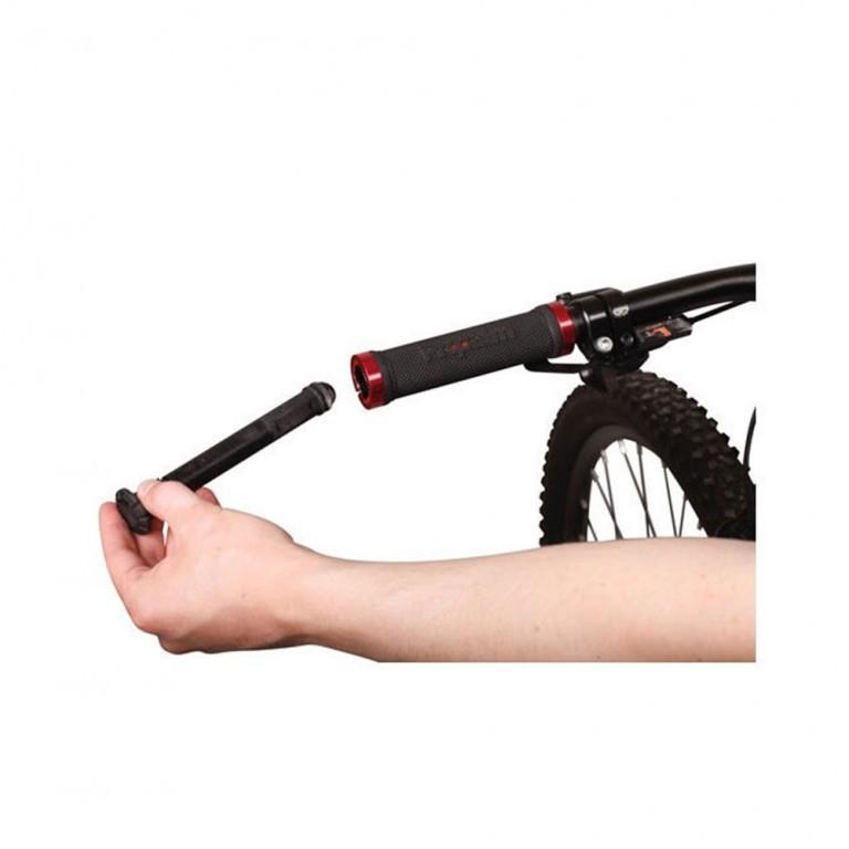 Kit Reparo Zefal Plug Guidão De Bike P/pneus S/camara Z-bar