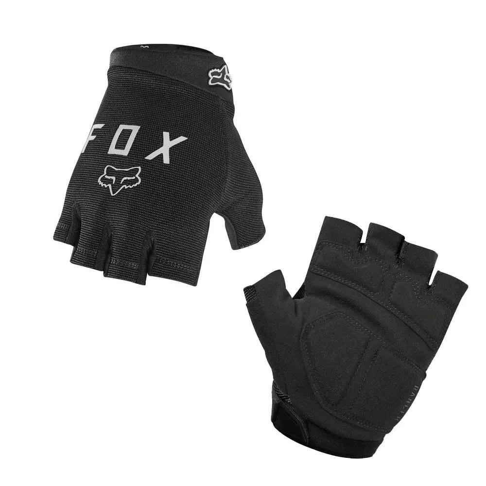 Luva de Ciclismo Fox Bike Ranger Gel Short Blk