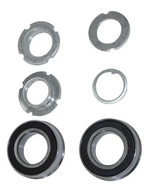 Movimento Centro 45mm C/ Rolam Zinc Neco