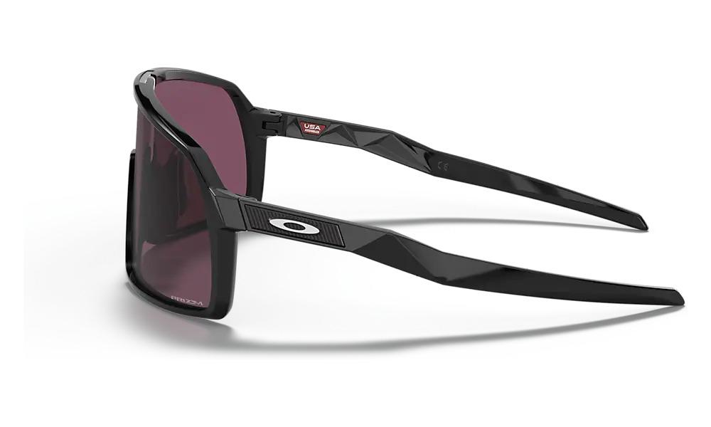 Óculos de Sol Oakley Sutro S Black W/Prizm Road Black  Preto