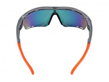 Óculos DVorak One 3 Lentes Grafite/Laranja