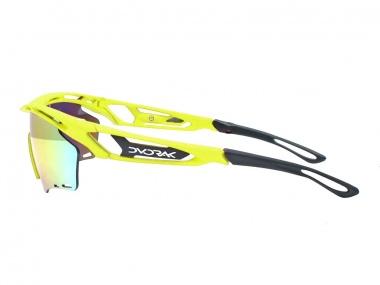 Óculos DVorak One  Amarelo/Fluor