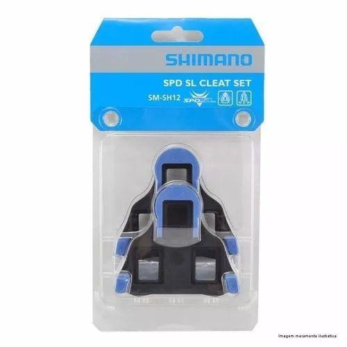 Original Taco Shimano Spd Sl Cleat Set 2º