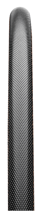 Pneu Tubular Continental Sprinter Gatorskin 28x25 mm- Preto
