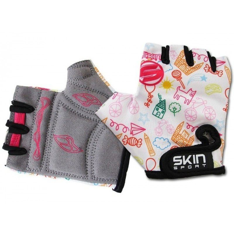 Promoção 2 luvas infantis Skin : 1 Masculina e 1 feminina Tam U