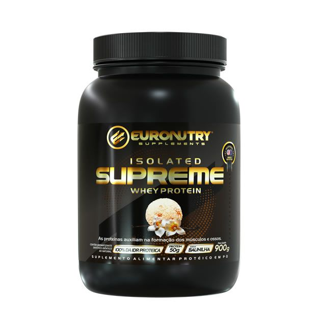 Proteina Euronutry Isolated Supreme