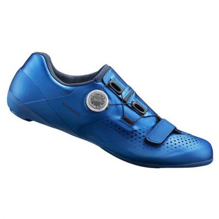 Sapatilha Ciclismo Shimano Rc5 Sh-rc500 Azul