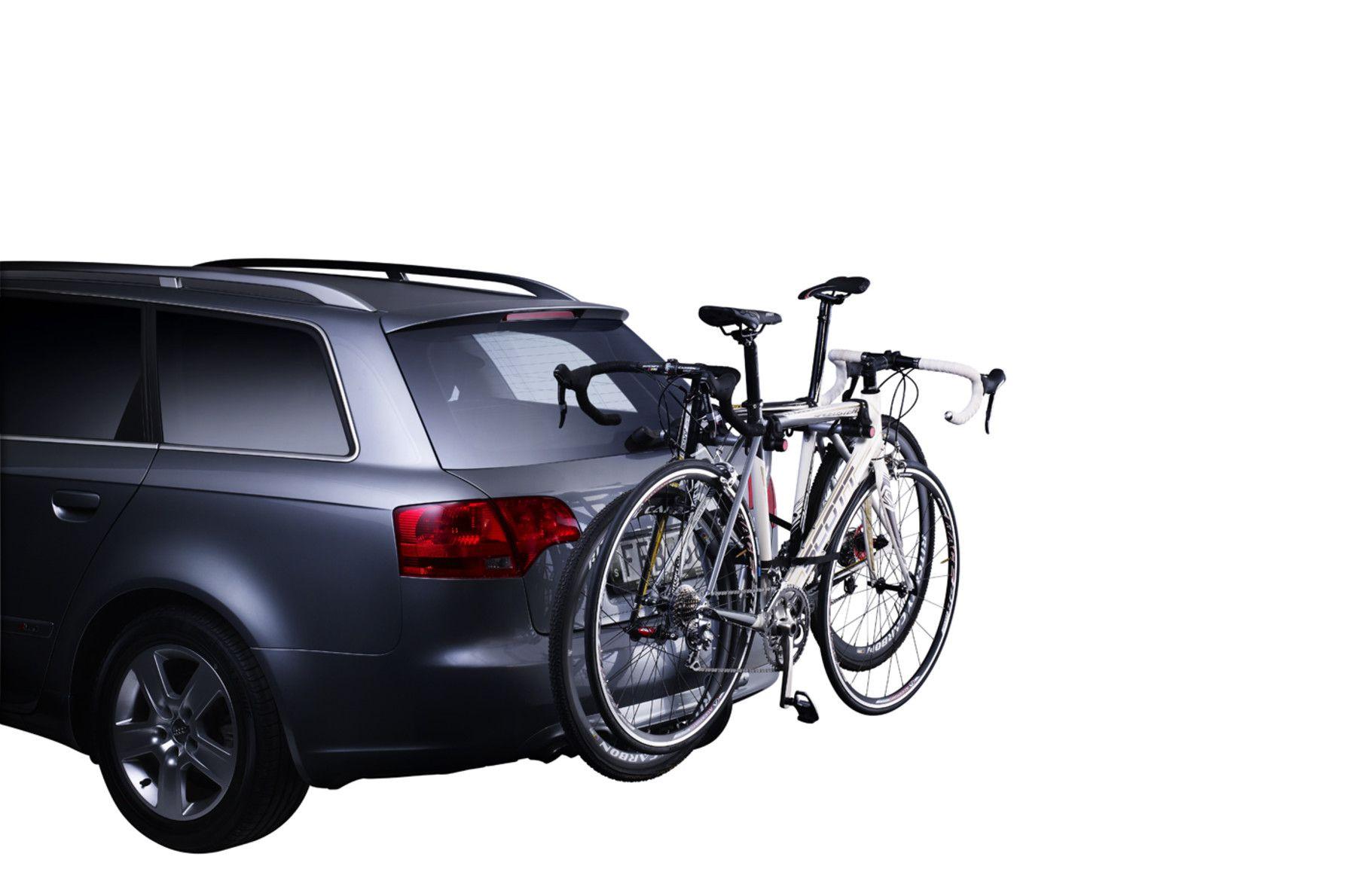 - Suporte Transbike Thule Hangon Xpress 970 Engate 2 Bikes