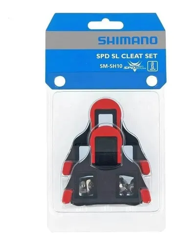 Taco Para Sapatilha Shimano Speed Sm-sh10 Original Fixo