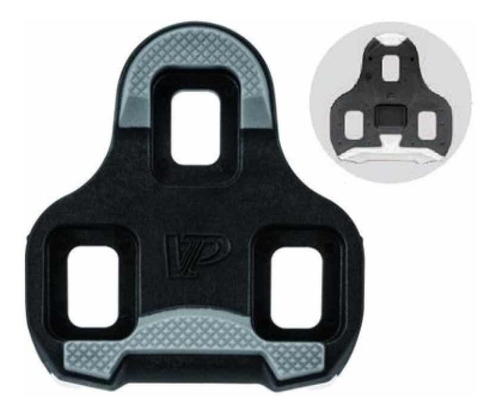 Taco Speed Vp Arc6 4.5 Black Grey