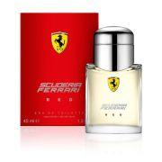 Eau De Toilette Ferrari Red 40ml - Importado