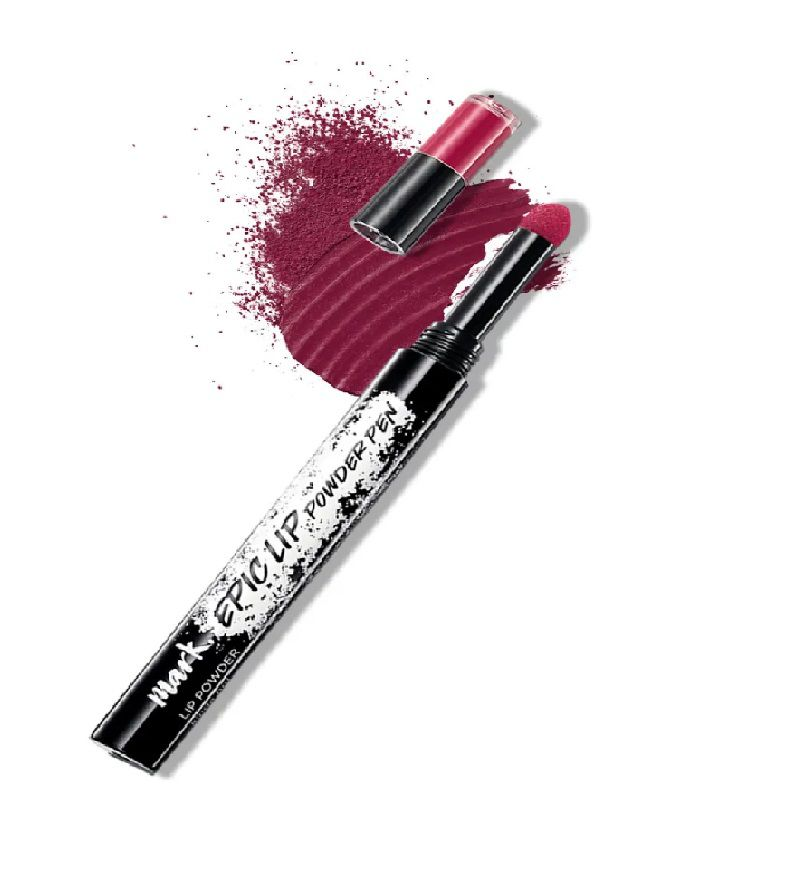 Batom Em Pó Mark Epic Lip Magenta Matte 0.5g - Avon