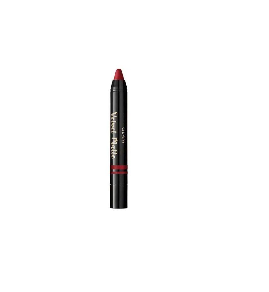 Batom Retrátil Glam Velvet Matte Rouge 1,8g - Eudora