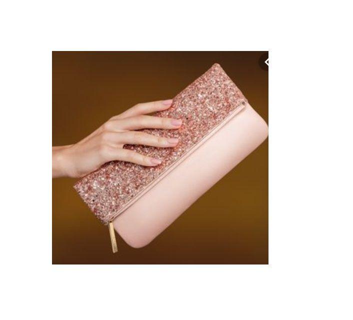 Bolsa de Mão Rose - Eudora