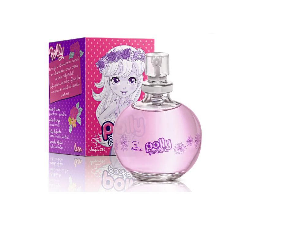 Colônia Polly Pocket 25ml - Jequiti