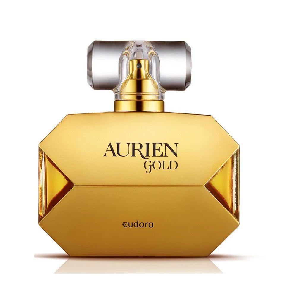 Deo Colônia Aurien Gold 100ml - Eudora