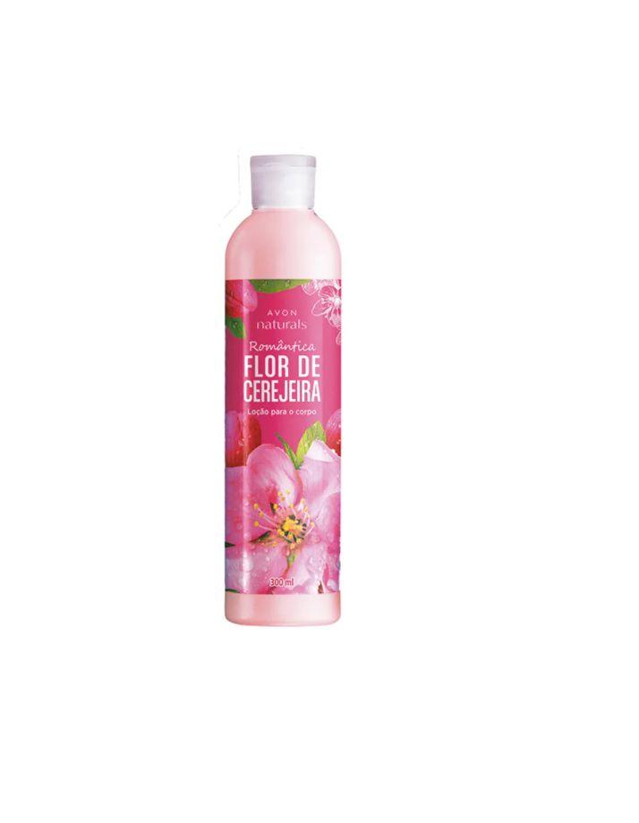 Loção Hidratante Corporal Flor de Cerejeira 300ml - Avon