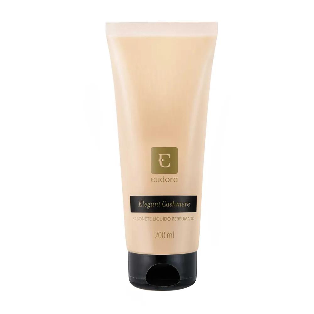 Sabonete Líquido Elegant Cashmere 200ml - Eudora