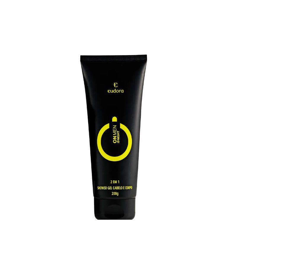 Shower Gel 2 On Men Night 200g - Eudora
