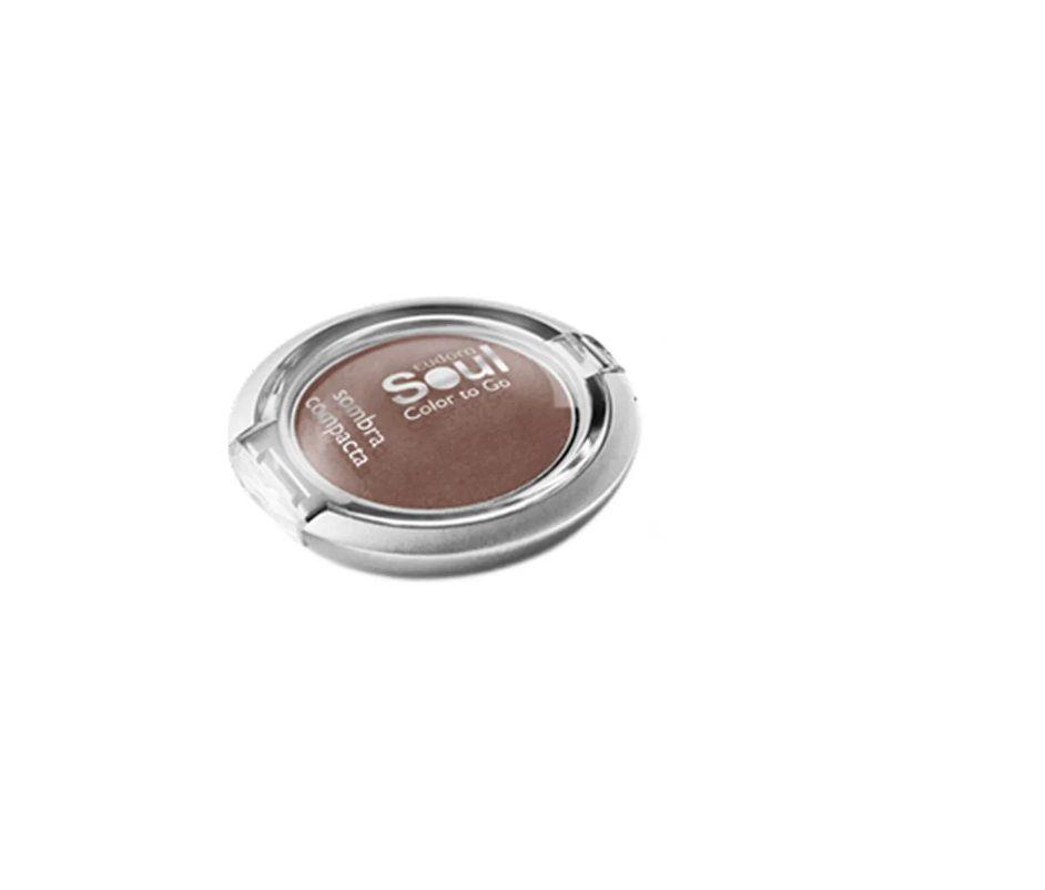 Sombra Compacta Soul Color To Go Top Coffe 2g - Eudora