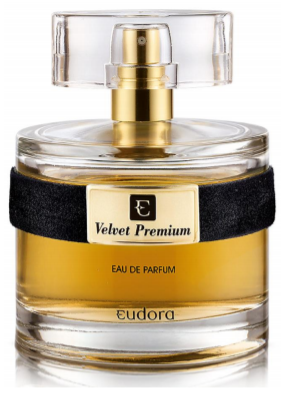 Eau de Parfum Velvet Premium 100ml - Eudora