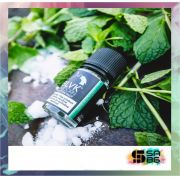 Líquidos Spearmint (Hortelã) - BLVK SaltNic / Salt Nicotine