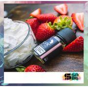 BLVK UNICORN NIC SALT 30 ML - StrawBerry Cream