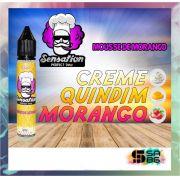 JUICE SENSATION - MOUSSE DE MORANGO