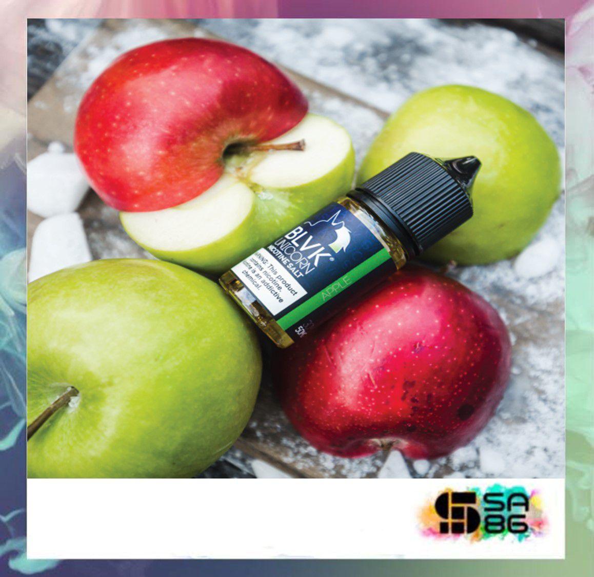BLVK UNICORN NIC SALT 30 ML - Apple