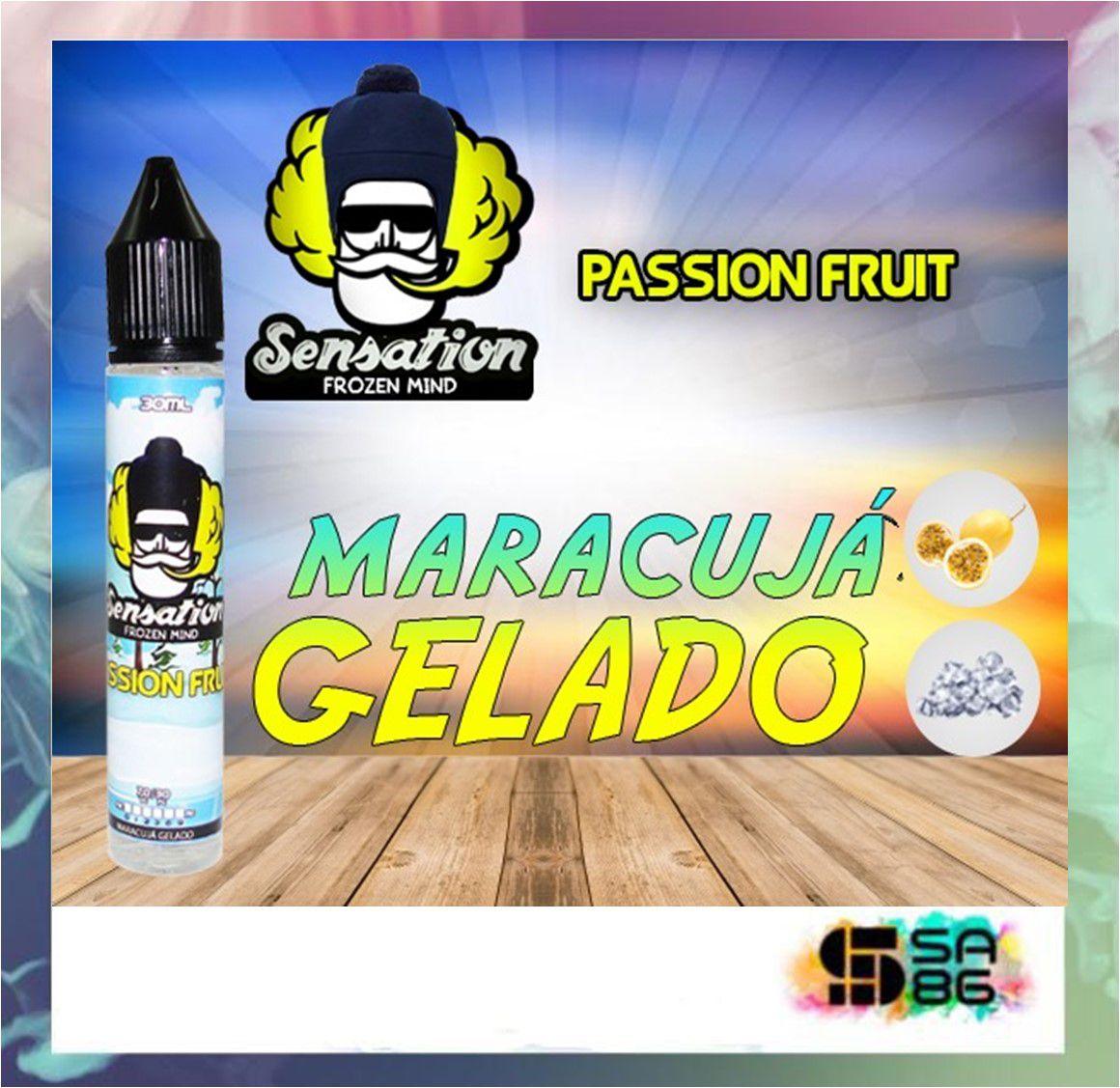JUICE SENSATION - PASSION FRUIT
