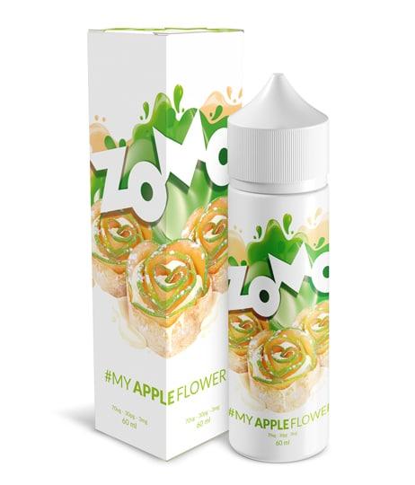 JUICE ZOMO - APPLE FLOWER (Macã Verde) 60ML
