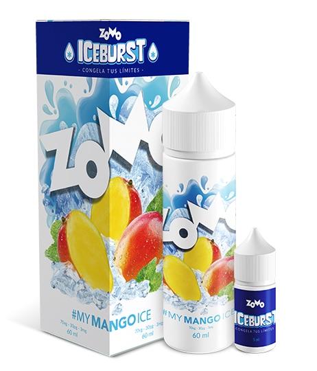 JUICE ZOMO - MANGO ICE (Mango Gelado) 60ML
