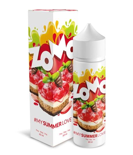 JUICE ZOMO - SUMMER LOVE (Morango/Limão) 60ML