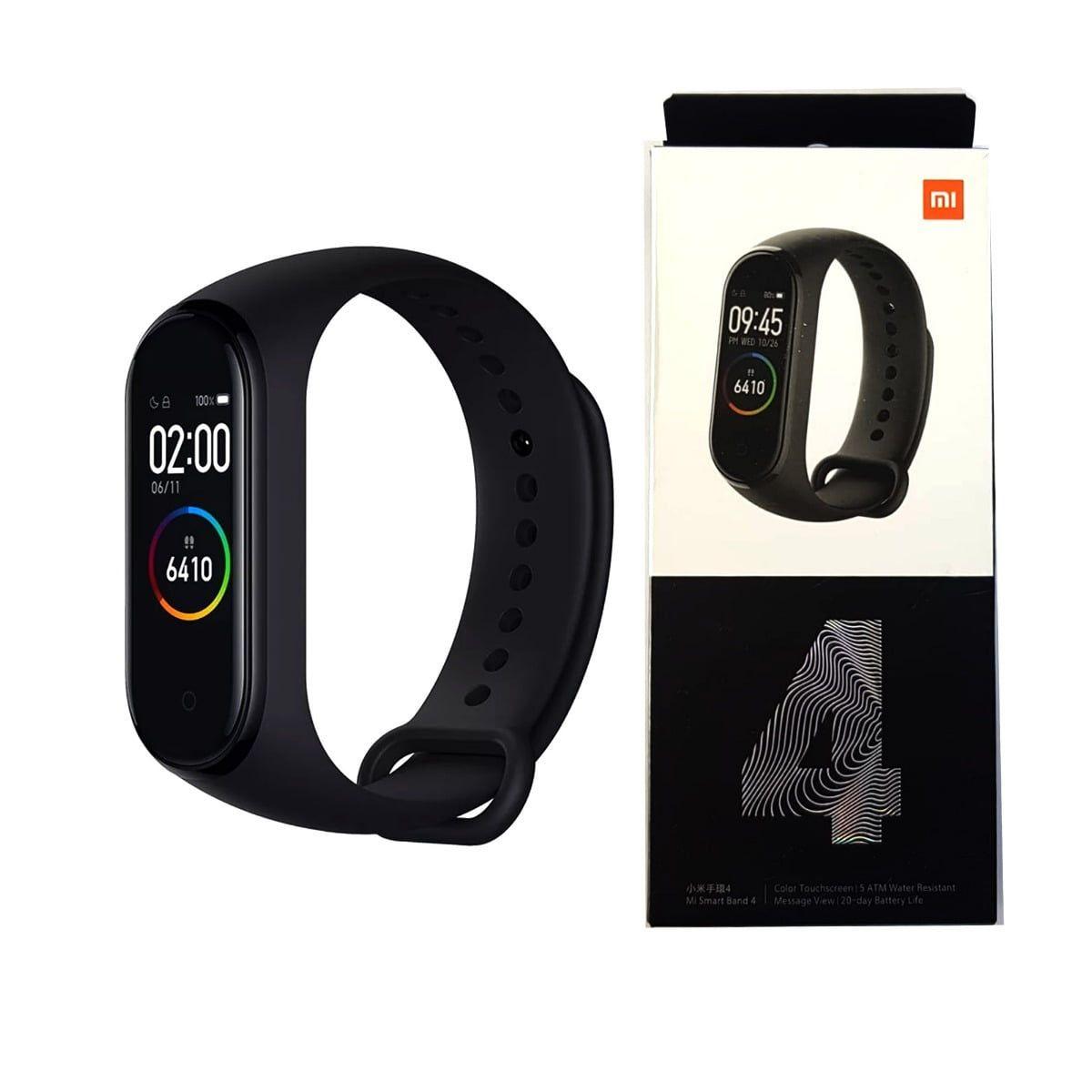 Pulseira Xiaomi Mi Band 4 Smartwatch, Android iOS