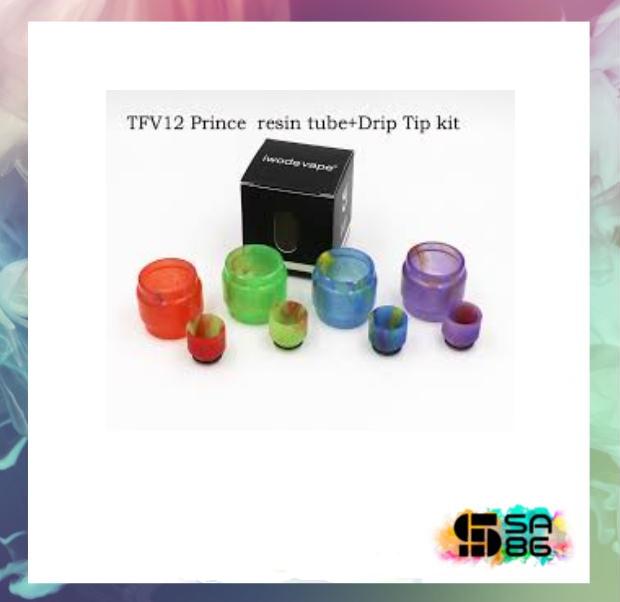 TFV12 PRINCE RESIN TUBE