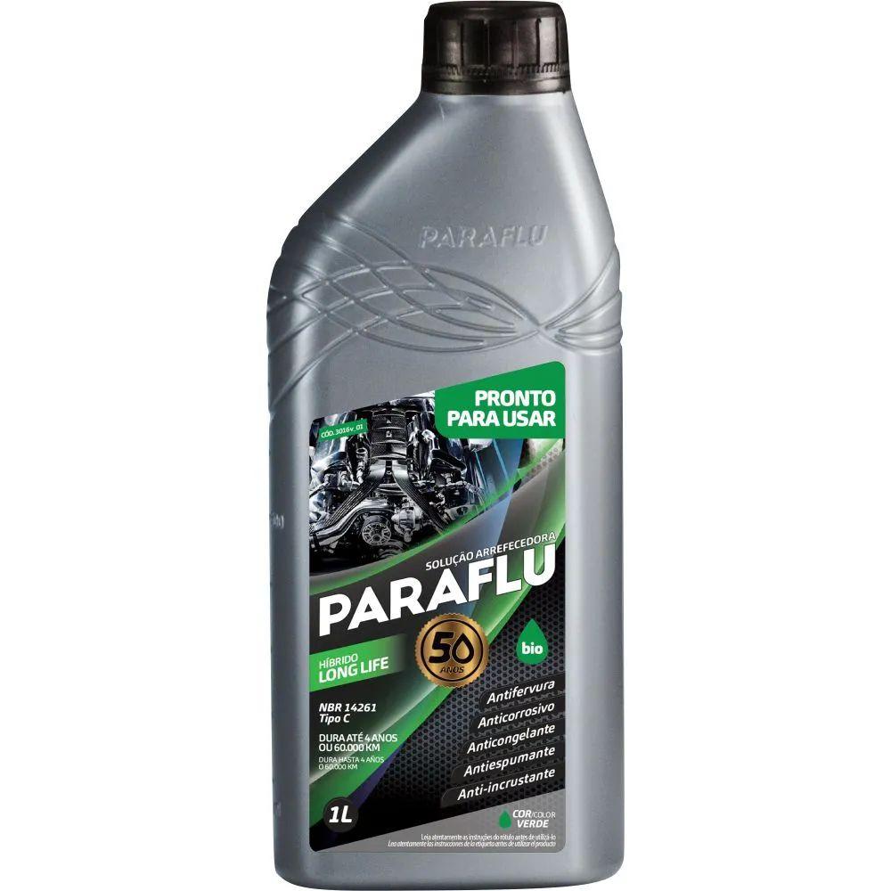 Aditivo para radiador (Verde) - PARAFLU