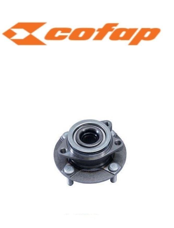 Cubo de roda dianteiro - 106 1.4 8v, 206 1.0 16v 1.4/1.6 8v, C3