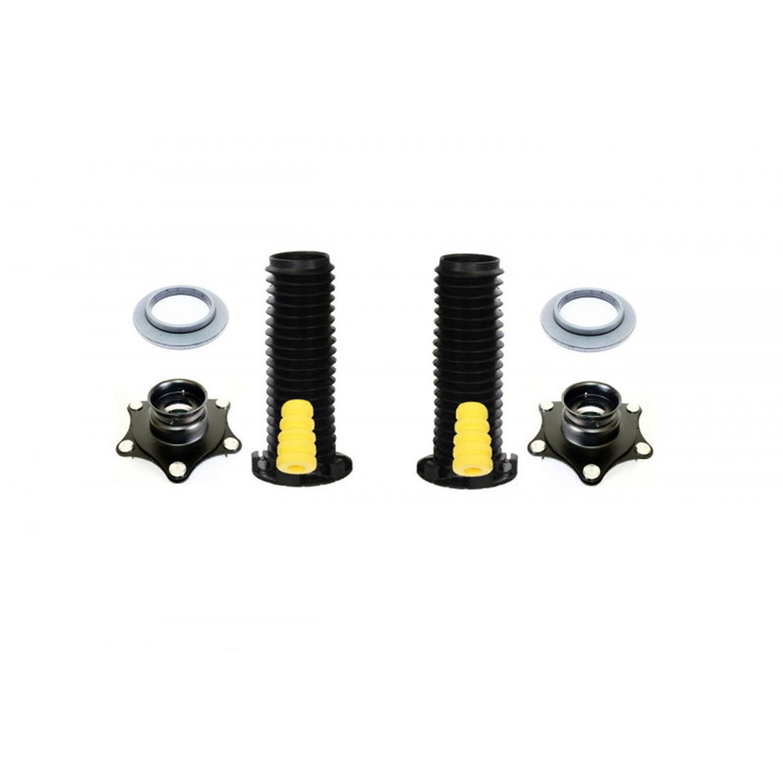 Kit amortecedor dianteiro completo com rolamento (2 lados) - Honda CR-V 2006 a 2015