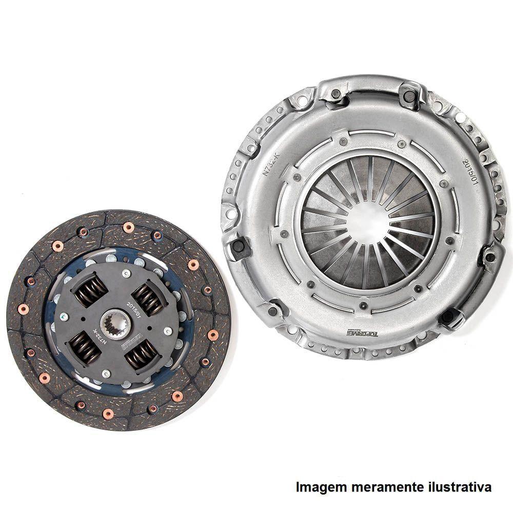 Kit de embreagem -Nissan Tiida, Livina 1.8 | Sentra 2.0