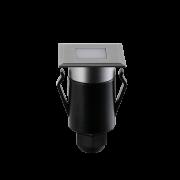 BALIZADOR LED STELLA STH7709/30 SPUR QUADRADO EFEITO 2W 3000K IP67 BIVOLT