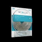 FITA LED STELLA STH7802/57 KIT TENSÃO DE REDE SINGLE LINE 5W/M 5700K 220V IP67 5 METROS