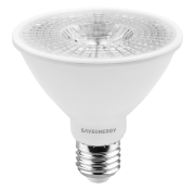 LÂMPADA LED PAR30 10W 3000K CRYSTAL SAVE ENERGY SE-115.1423