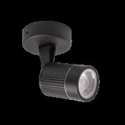 SPOT LED STELLA STH7701/30 FOCCO 7W 3000K IP67 BIVOLT PRETO