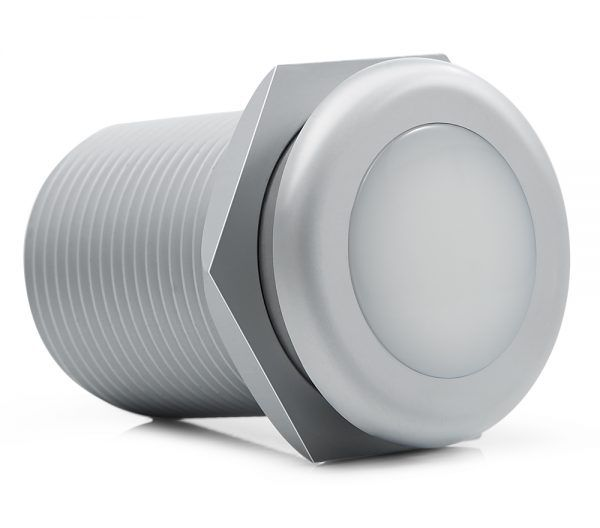 BALIZADOR DE SOLO LED REDONDO 1W 3000K IP65 BRILIA 443439 (BLISTER 2 UN)