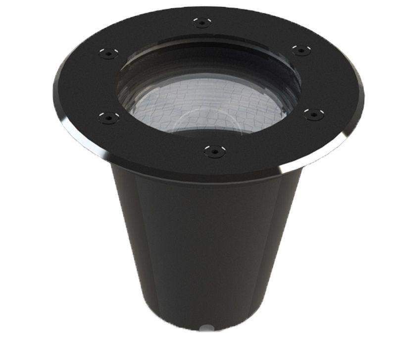 EMBUTIDO SOLO LED JET BLACK 12W 2700K SAVE ENERGY SE-335.1341