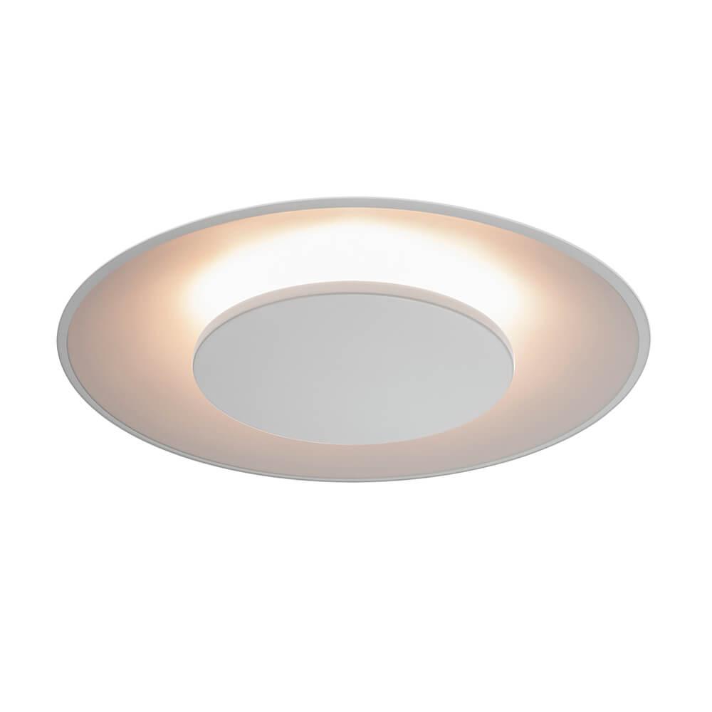 EMBUTIDO LED NEWLINE 440LED2 IRIS 18W 2700K 220V Ø280X147MM