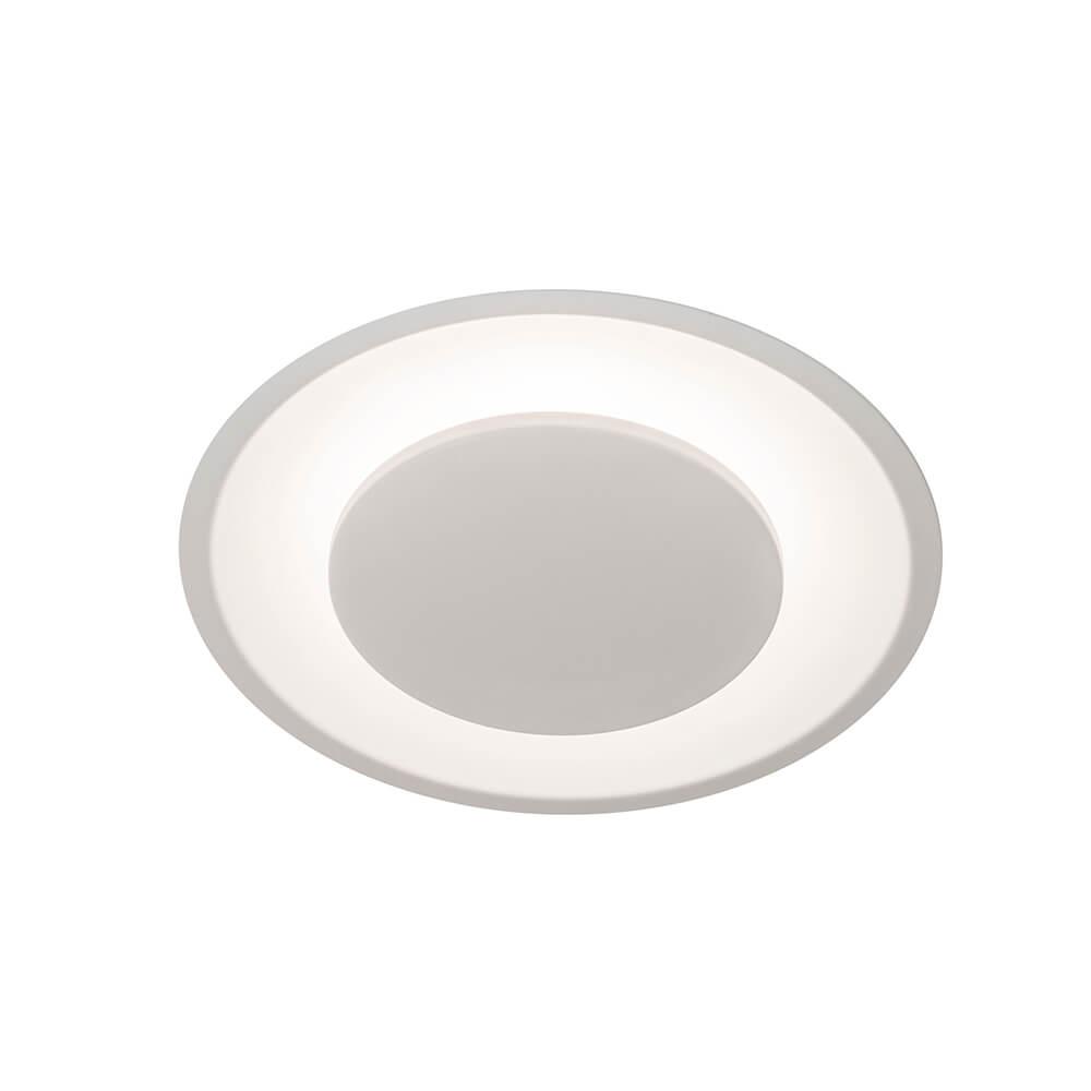 EMBUTIDO LED NEWLINE 441LED1 IRIS 24W 2700K 127V Ø405X147MM