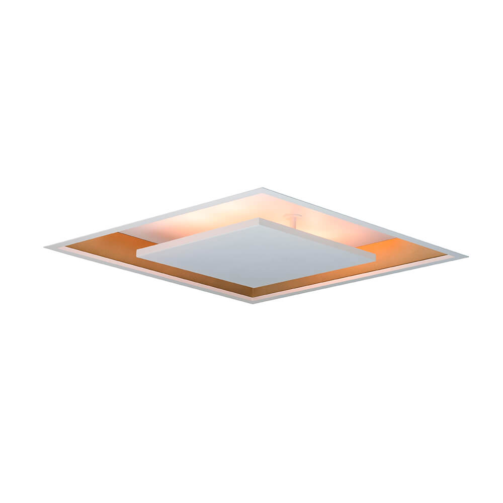 EMBUTIDO LED NEWLINE 541LED3 NEW PICTURE 20W 3000K 490X490X70MM